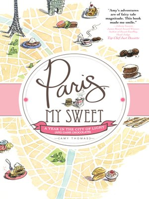 cover image of Paris, My Sweet