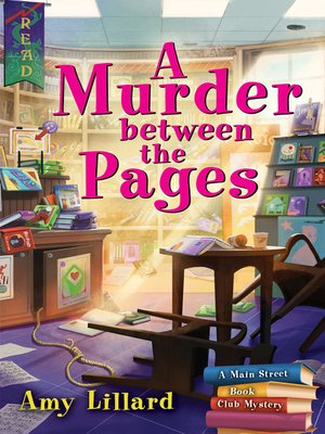 cover image of A Murder Between the Pages