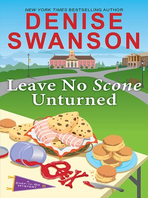 cover image of Leave No Scone Unturned