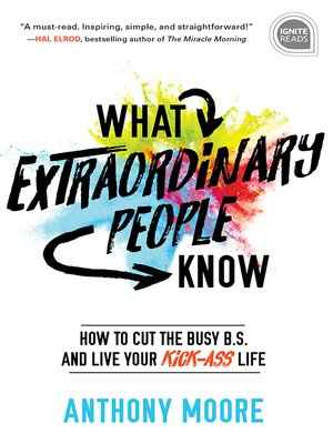 cover image of What Extraordinary People Know