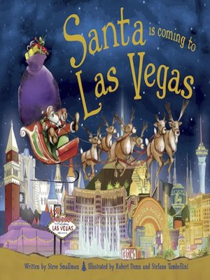 cover image of Santa Is Coming to Las Vegas