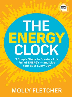 cover image of The Energy Clock