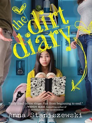 cover image of The Dirt Diary
