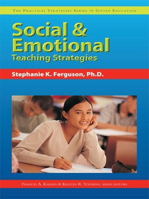 cover image of Social and Emotional Teaching Strategies