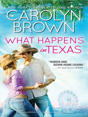 cover image of What Happens in Texas