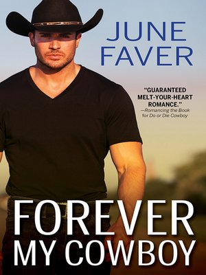 cover image of Forever My Cowboy