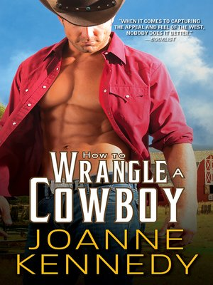 cover image of How to Wrangle a Cowboy