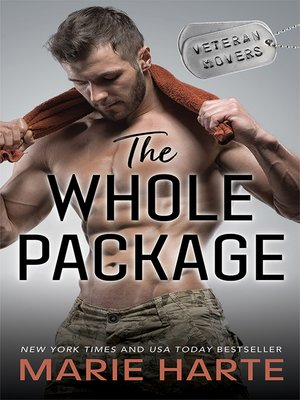 cover image of The Whole Package