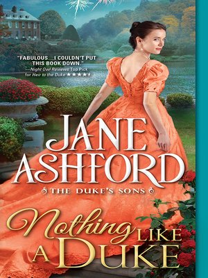 cover image of Nothing Like a Duke