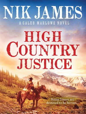 cover image of High Country Justice