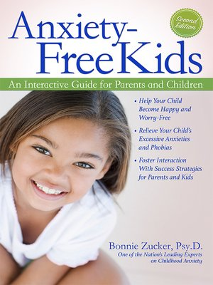 cover image of Anxiety-Free Kids