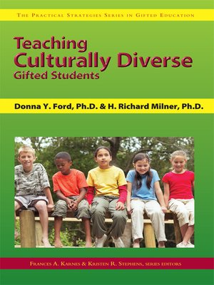 cover image of Teaching Culturally Diverse Gifted Students