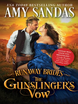 cover image of The Gunslinger's Vow