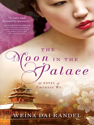 cover image of The Moon in the Palace