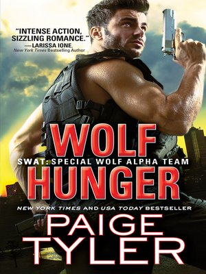 cover image of Wolf Hunger