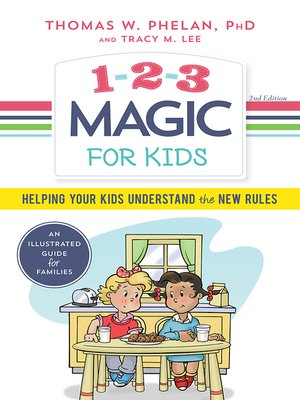 cover image of 1-2-3 Magic for Kids
