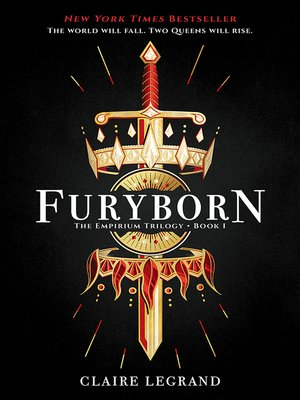 cover image of Furyborn