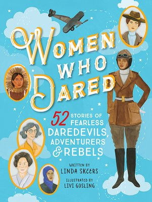 cover image of Women Who Dared