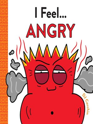 cover image of I Feel... Angry