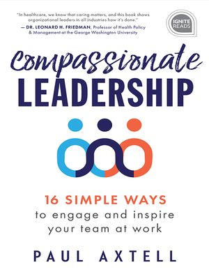 cover image of Compassionate Leadership