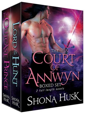 cover image of Court of Annwyn Boxed Set