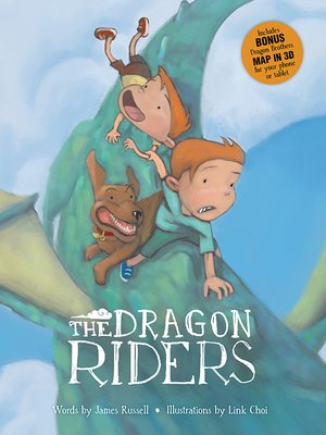 cover image of The Dragon Riders
