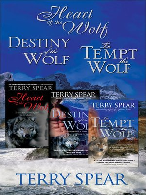 cover image of Terry Spear's Wolf Bundle