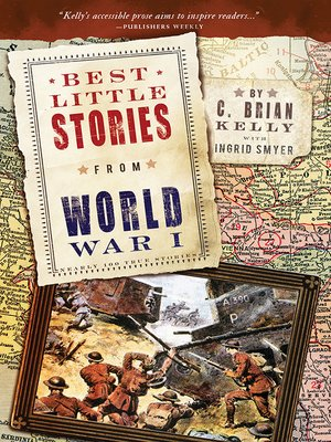 cover image of Best Little Stories from World War I