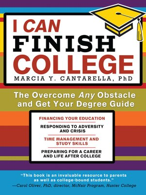 cover image of I Can Finish College