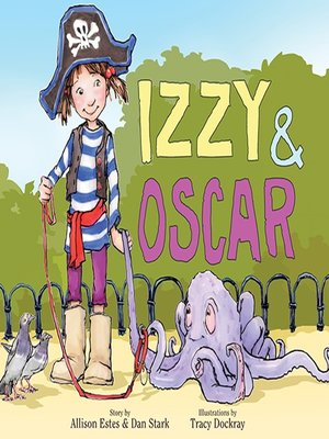 cover image of Izzy & Oscar