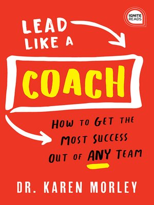 cover image of Lead Like a Coach