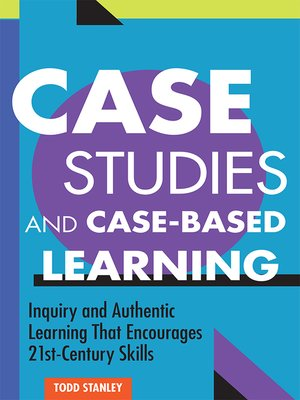 cover image of Case Studies and Case-Based Learning