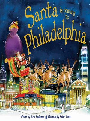 cover image of Santa Is Coming to Philadelphia