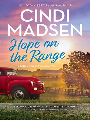 cover image of Hope on the Range