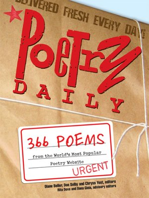 cover image of Poetry Daily