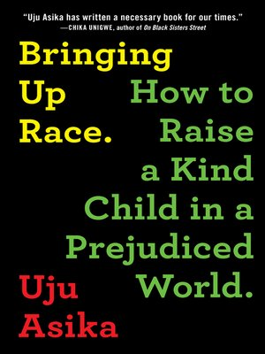 cover image of Bringing Up Race
