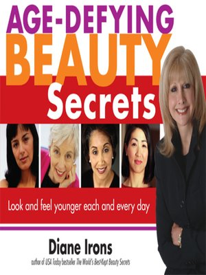 cover image of Age-Defying Beauty Secrets