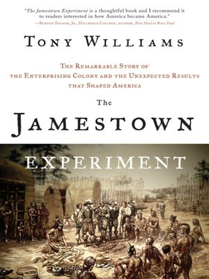 cover image of The Jamestown Experiment