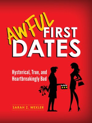 cover image of Awful First Dates