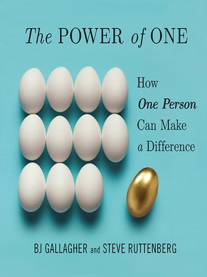 cover image of The Power of One