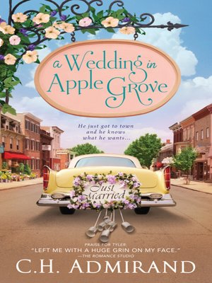 cover image of A Wedding in Apple Grove