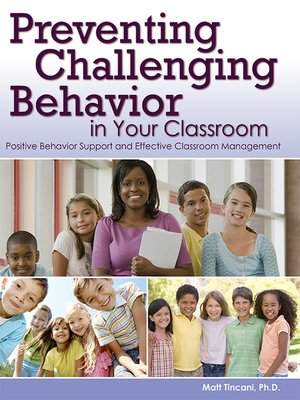 cover image of Preventing Challenging Behavior in Your Classroom