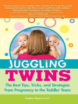 cover image of Juggling Twins