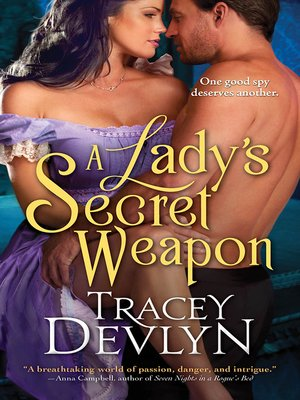 cover image of A Lady's Secret Weapon
