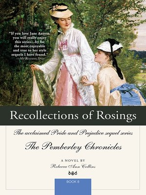 cover image of Recollections of Rosings