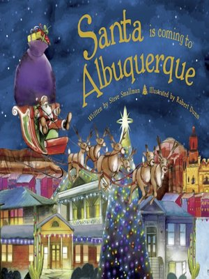 cover image of Santa Is Coming to Albuquerque