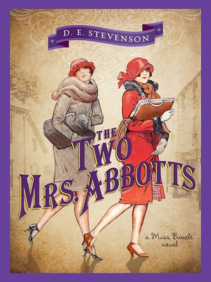 cover image of The Two Mrs. Abbotts