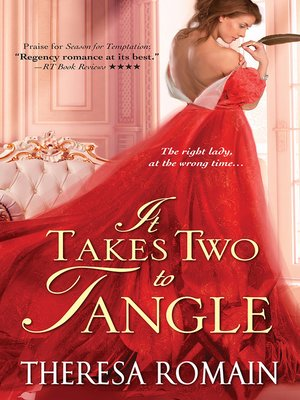cover image of It Takes Two to Tangle