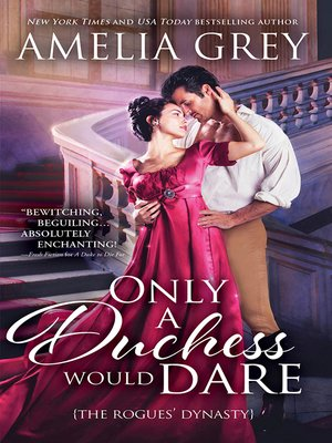cover image of Only a Duchess Would Dare