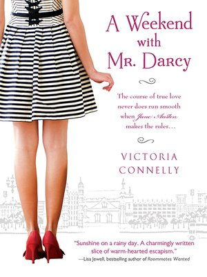 cover image of A Weekend with Mr. Darcy